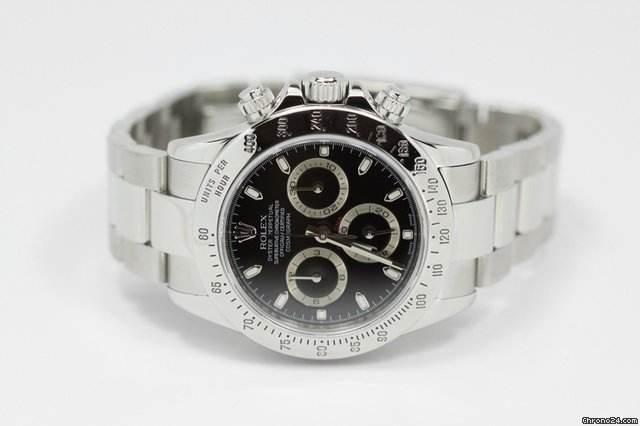 Révision de la réplique chronomètre chronomètre titanium davosa
