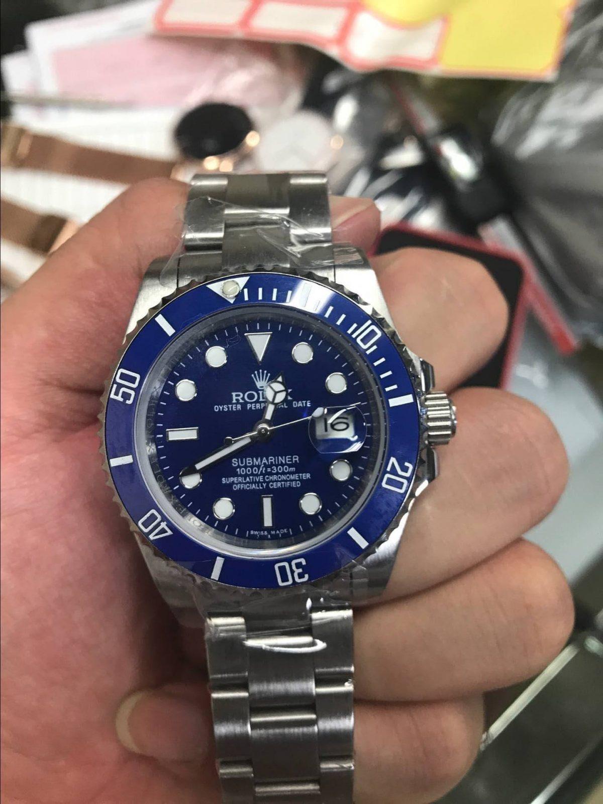 Pourquoi le sous-marin Rolex est devenu l'une des montres les plus emblématiques du monde?